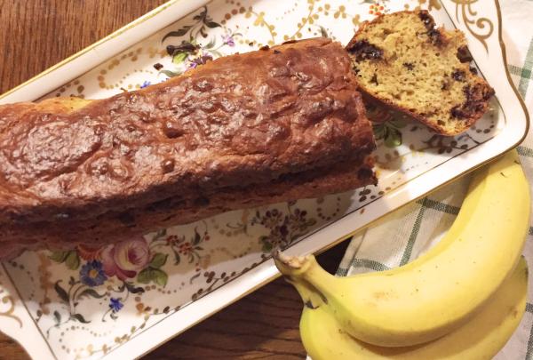 Le Banana Bread : un goûter simple et sain !
