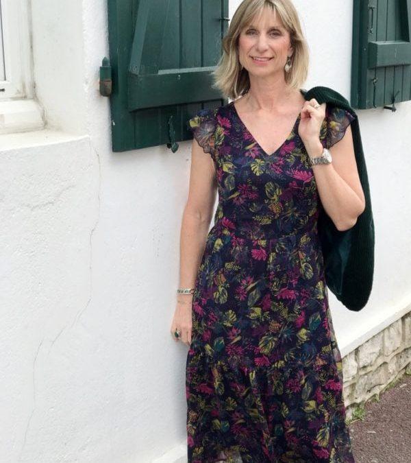 Je m'aime enfin en robe!