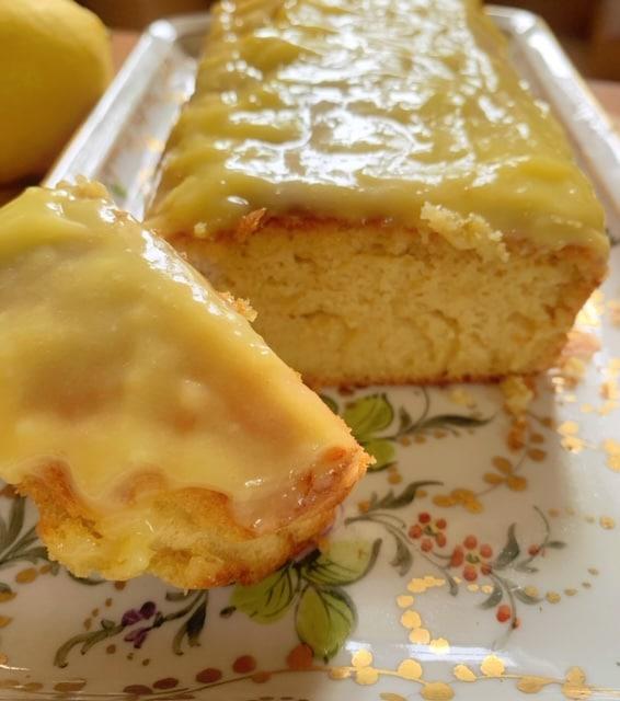 Recette facile du Cake léger au citron !